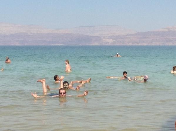 Dead Sea -Ein Gedi Beach