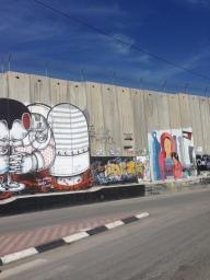 Bethlehem- The Wall