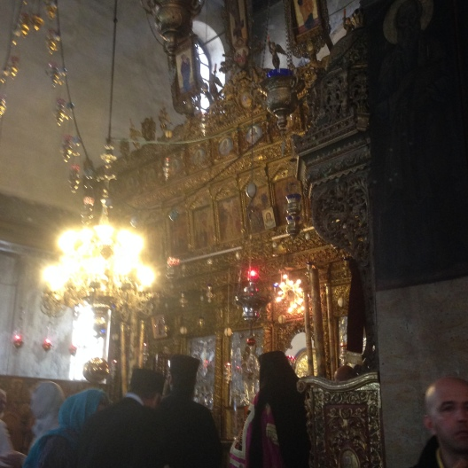 Bethlehem- the Navity Church