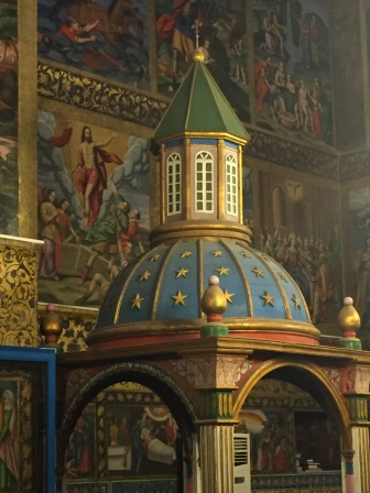 Isfahan - the Vank Cathedral