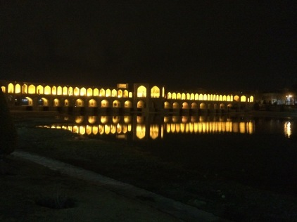Isfahan - Siosepol Bridge