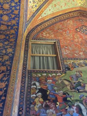Isfahan - the Palace of 40 columns