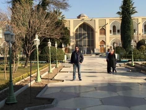 Isfahan - w hotelu (5)
