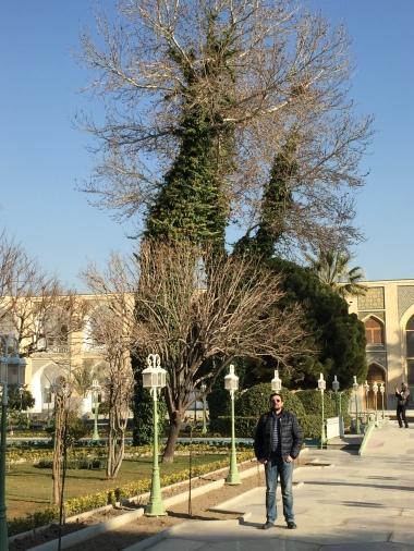 Isfahan - Garden of Abbasi Hotel