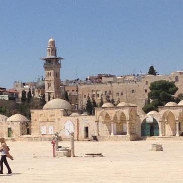 Jerusalem - the Holy Mount