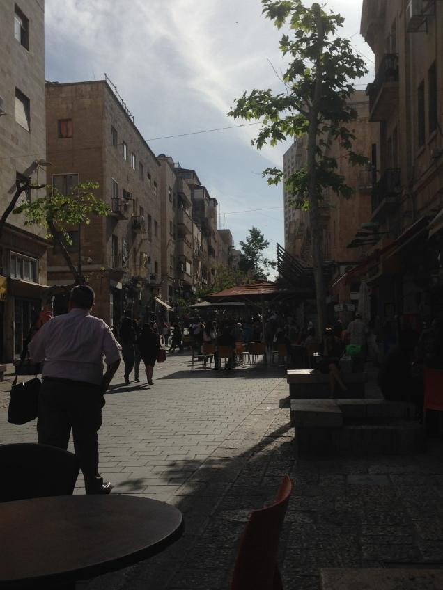 Ben Yahuda Street