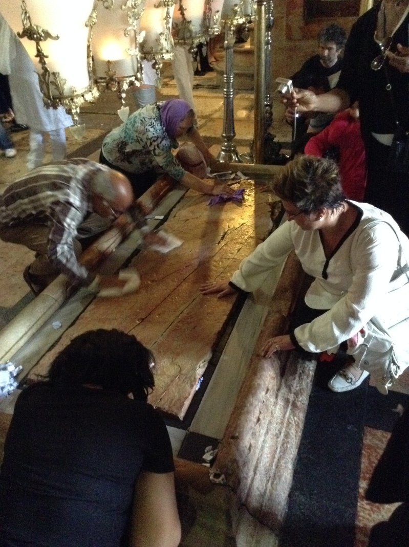 Chruch of the Holy Sepulchre