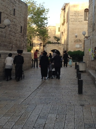 Old Twon - the Jewish District