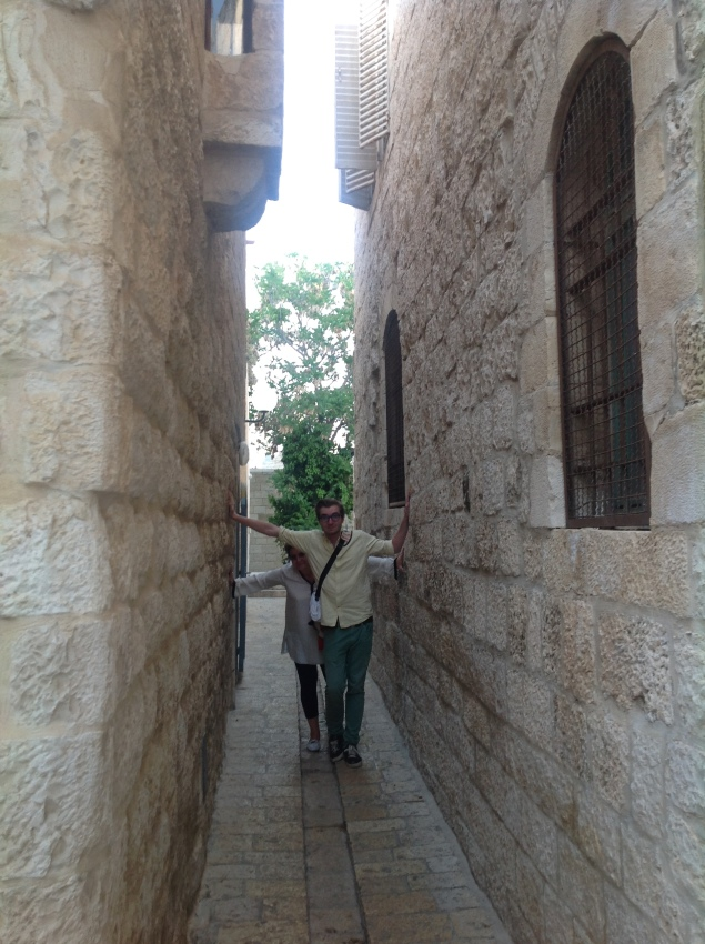 Old Town - the Jewish District