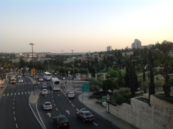 View from Jaffa Gate