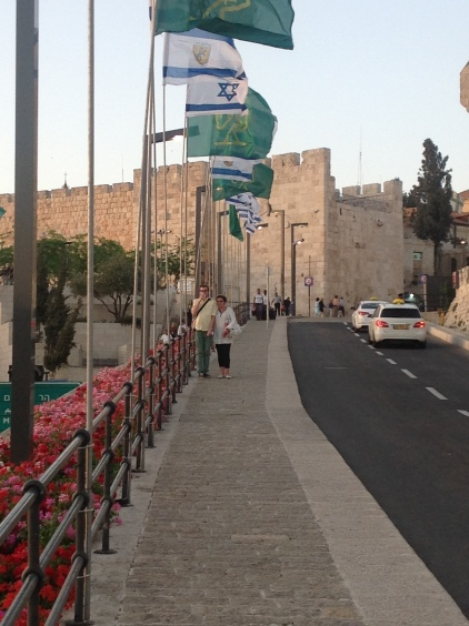 Walls of Jerusalem