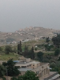 Mount of Olives- view from Dan Boutique Hotel
