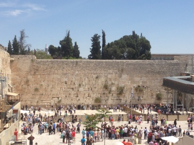 The Wailing Wall
