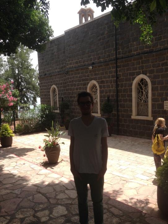 The Church of the Multiplication, Tabgha