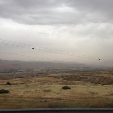 Israeli - Jordan border
