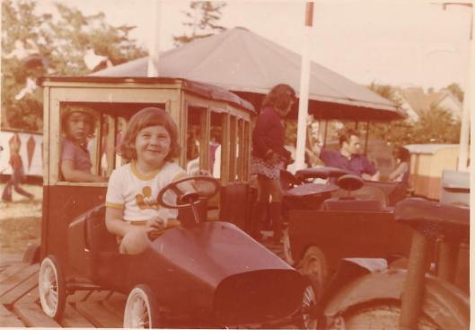 Myself 1974 on the Polish Coast Side