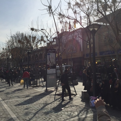 Bazaar's neighborhood