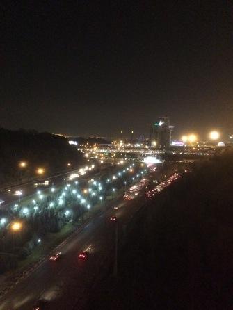 Teheran - most widokowy Tabiat (3)