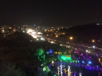 Views from Tabiat Bridge