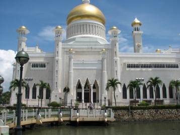 Sultan Omar Ali Safuddin Mosque