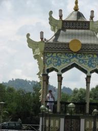 Around the Mosque in Bandar Seri Begawan