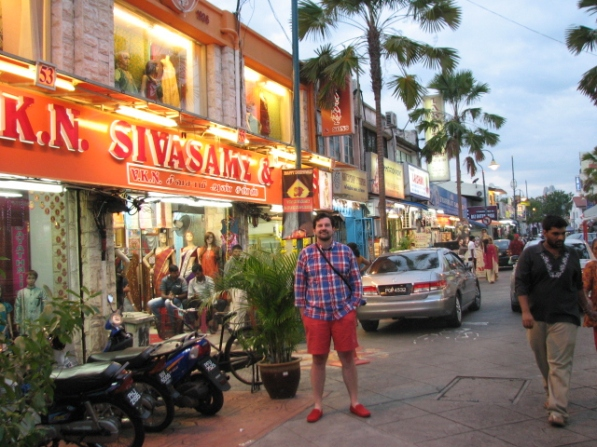 George Town, Little India