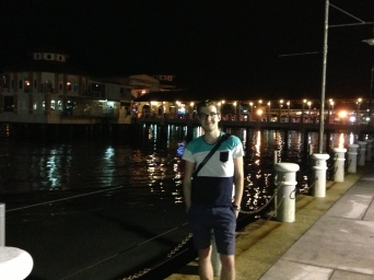 George Town, The Harbor