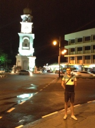 George Town, Queen Victoria Tower