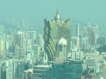 Macau - Grand Lisbon Hotel