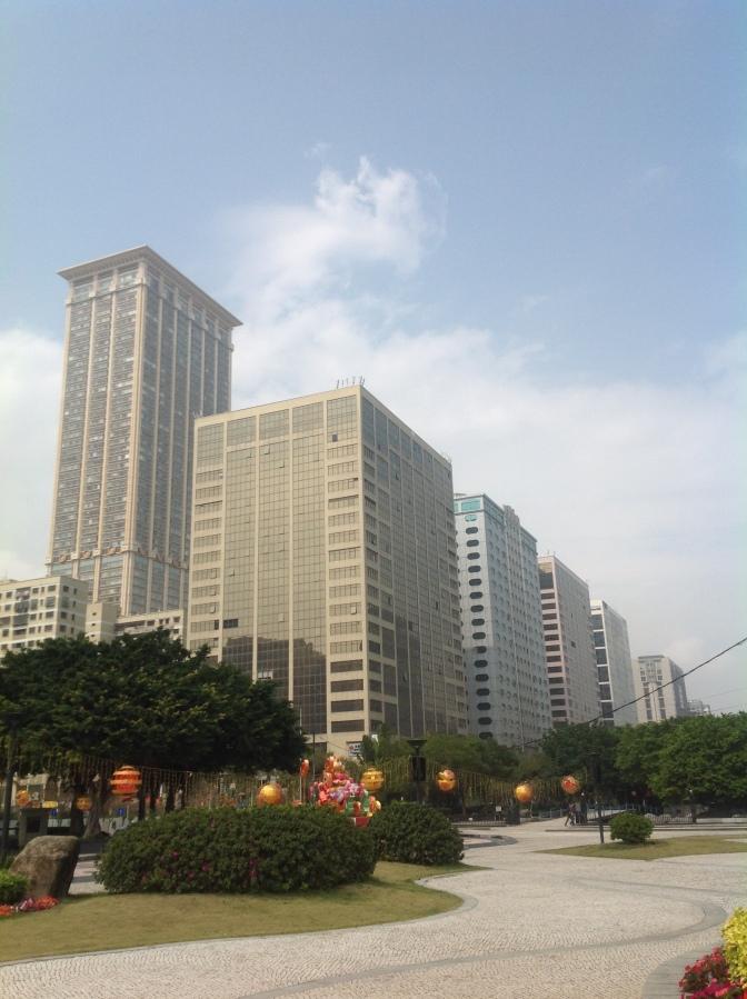 Modern Macau