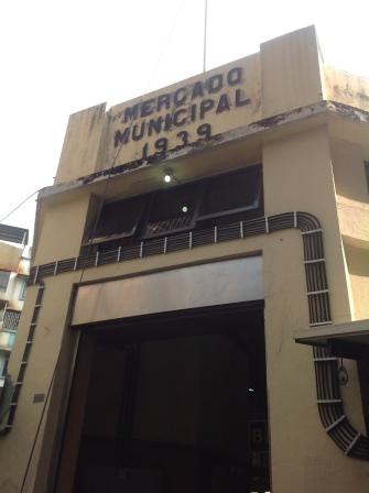 Municipal Market Hall