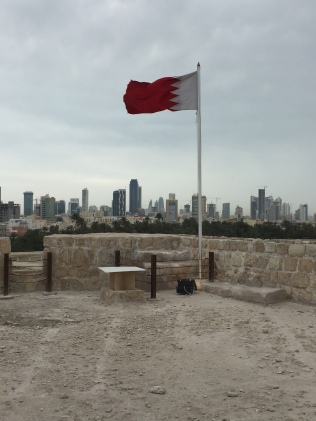 View from the Fort of Bahrain