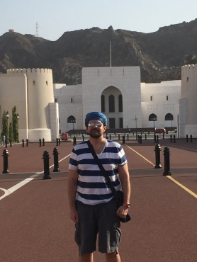 Muscat - Government District