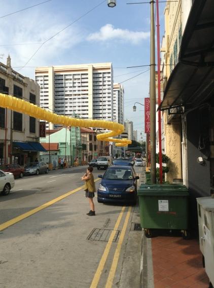 Singapore -Chinatown