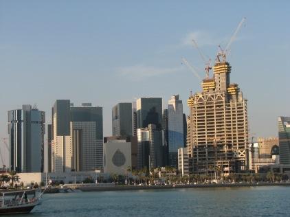 View from the Corniche