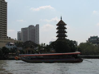 Bangkok from the rive