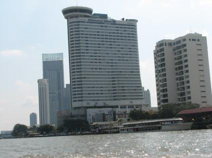 Bangkok from the river