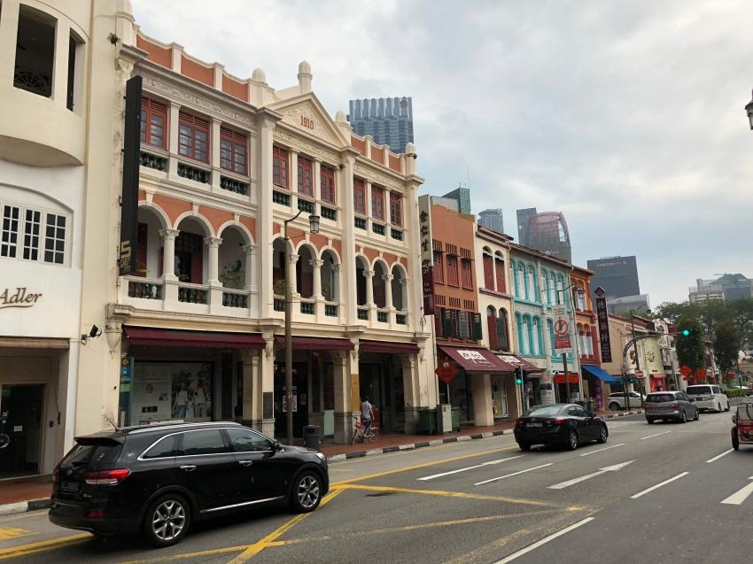 South Bridge Road - Chinatown
