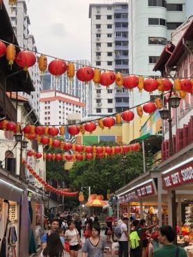 Chinatown - Pagoda St.