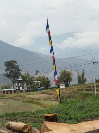 Punakha Valley