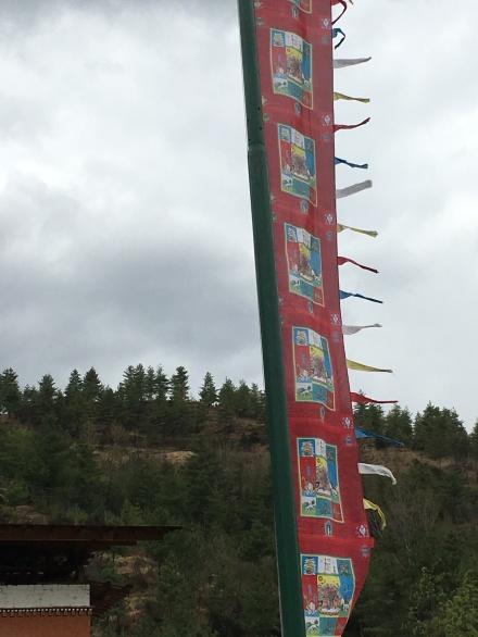 Semtokha Dzong Thimphu