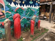 Cult of phallus - the symbol of fertility and prosperity in Bhutan