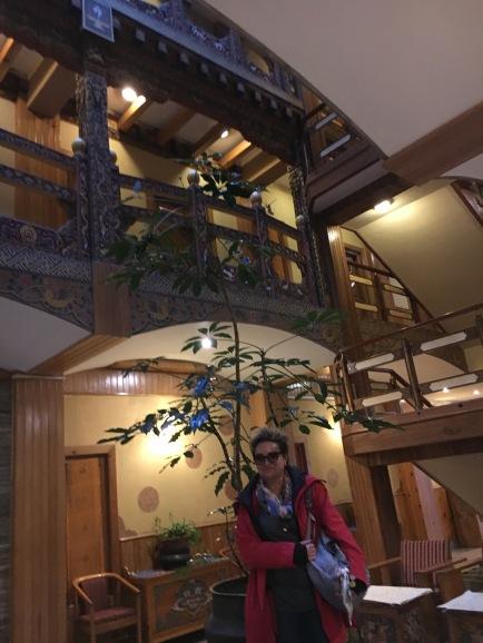 Namgay Heritage Hotel in Thimphu