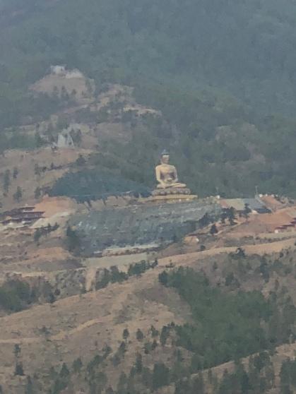Leaving Thimphu