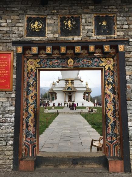 Memorial Chorten Thimphu