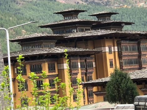 In Thimphu