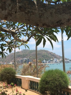 Views from the White Palace Vung Tau