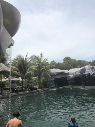 Pool complex in Binh Chau