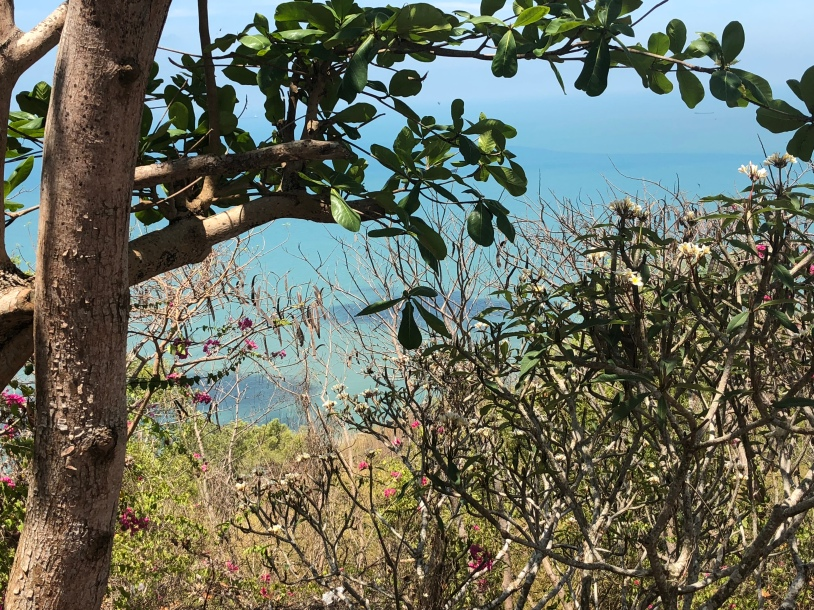 View from the Lighthouse hill Vung Tau