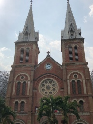 Saigon - Norte Dame Cathedral